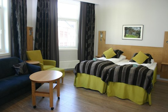 BEST WESTERN PLUS Hotell Hordaheimen : Superior room