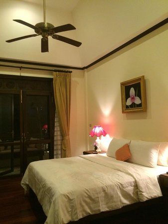 Puripunn Baby Grand Boutique Hotel: Deluxe Room