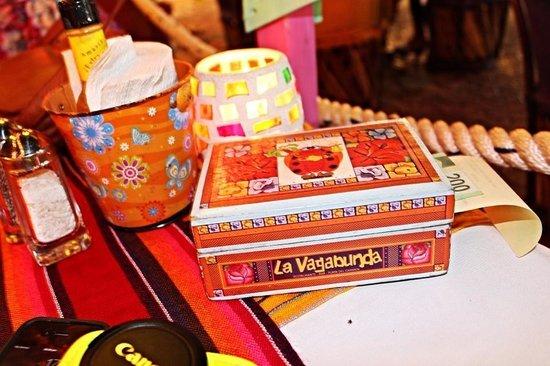 La Vagabunda : Awesome vibe and character at this place :)