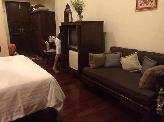 Puripunn Baby Grand Boutique Hotel : Deluxe room