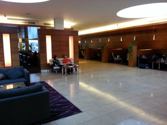 Castleknock Hotel & Country Club: Foyer