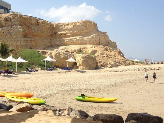 Shangri La Barr Al Jissah Resort & Spa-Al Husn : STRAND AL HUSN