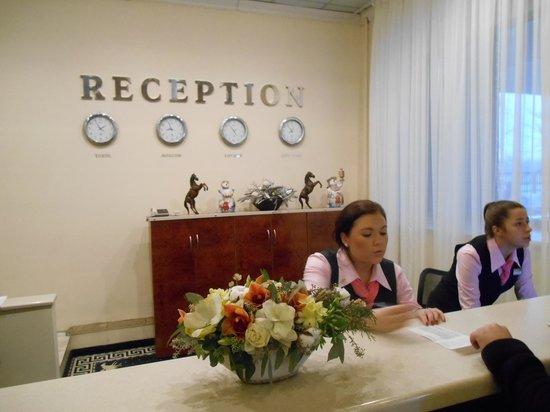 Bega Hotel : Reception