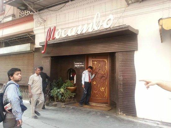 Mocambo : The restaurant