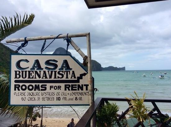 Casa Buenavista: view from the hotel