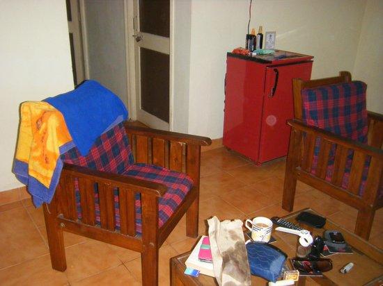 Osborne Resort Goa: Functionable..take your own kettle.