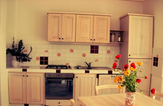 Leo Village Residence: Cucina