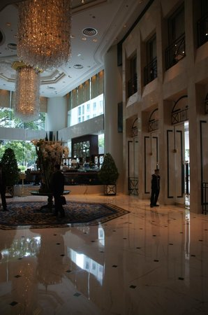 Island Shangri-La Hong Kong: Lobby