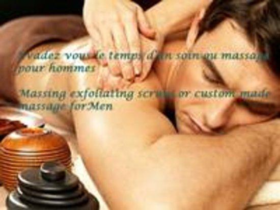 Relais de l'Alsou : massage and care for Men