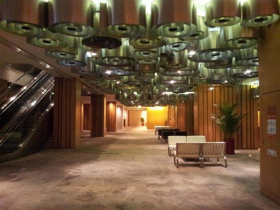 InterContinental Hotel Qingdao: Lobby