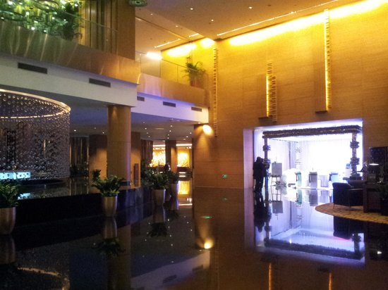 InterContinental Hotel Qingdao: Lobby 2