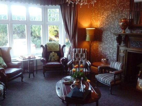 The Grimscote Manor Hotel: Relax!