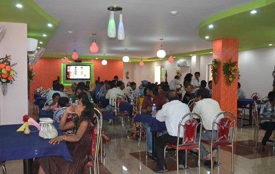 Asansol, India: SAKSHI RESTAURANT