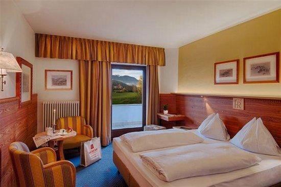 Rubner Hotel Rudolf: Doppelzimmer