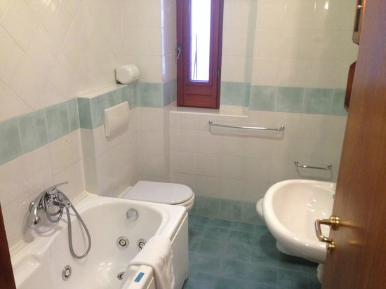 Hotel Togo Palace : bagno