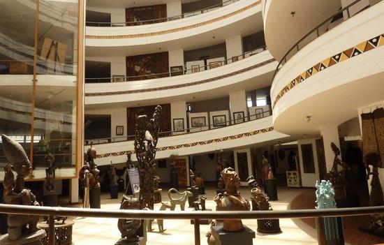 Cultural Heritage Centre: Interior