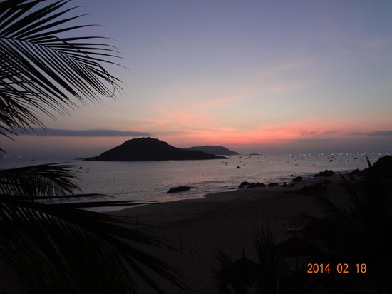 AVANI Quy Nhon Resort & Spa: Sunrise