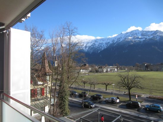 Hapimag Resort Interlaken: Awesome view