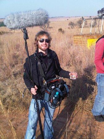 Bill Harrop's Original Balloon Safaris : Balloon Film Maker