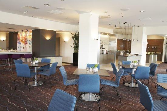 Comfort Hotel Nouveau: Frukostlounge