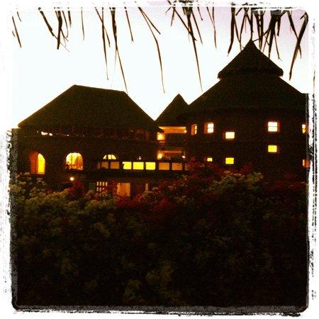 SwaSwara: At sunset