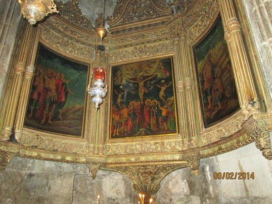 Christ's Tomb: Храм Гроба Господня