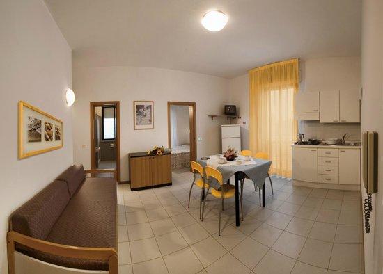 Residence Caterina: soggiorno