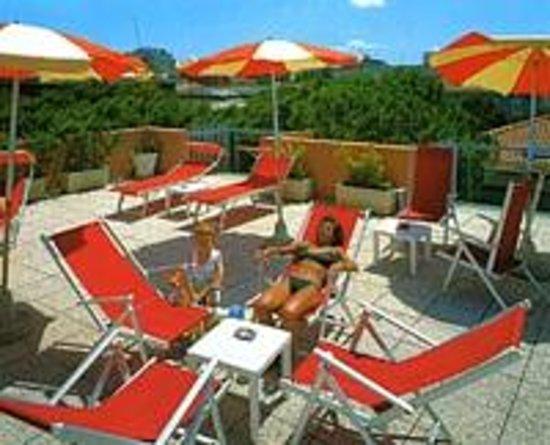 Hotel Peonia: Solarium
