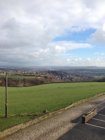 Golcar Lily: An amazing view!