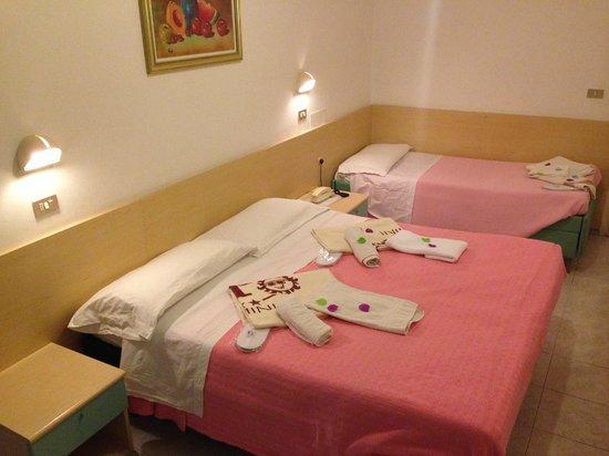 Hotel Peonia: Camera