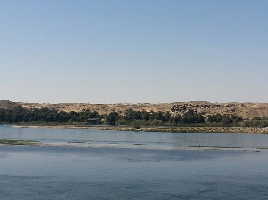 Nile River: Nile cruise on MS Esadora.