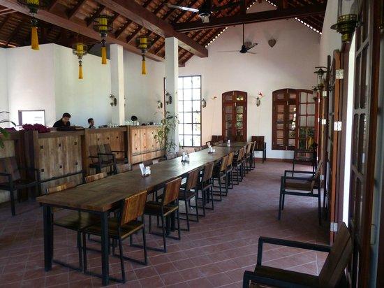 Sanctuary Luang Prabang Hotel: le restaurant