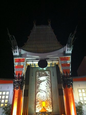 TCL Chinese Theatres: TCL Chinese Theatre