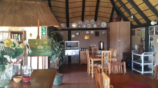Tranquillity Day Spa & Lodge: Restuarant