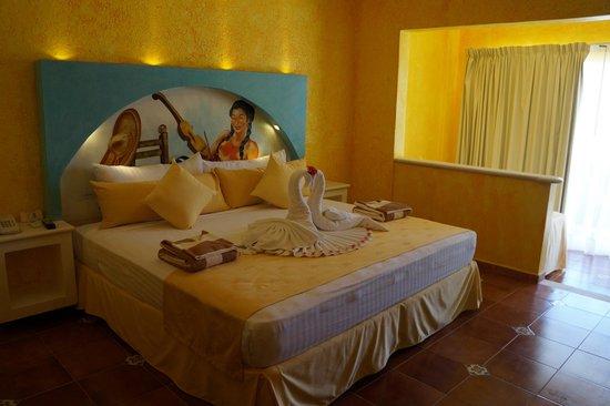 PavoReal Beach Resort Tulum: La chambre