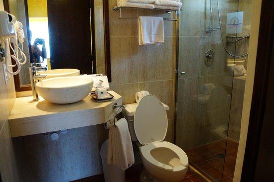 PavoReal Beach Resort Tulum: La salle de bain