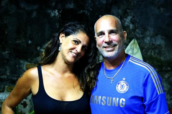 West Side Scuba Centre: Toni-Ann and Peter