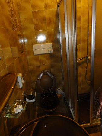 Hotel Alpenblick: bagno