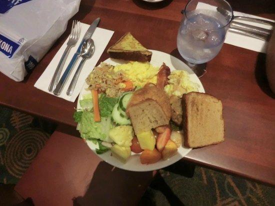Oceanarium Restaurant : food