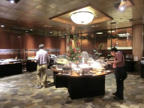Oceanarium Restaurant : buffet