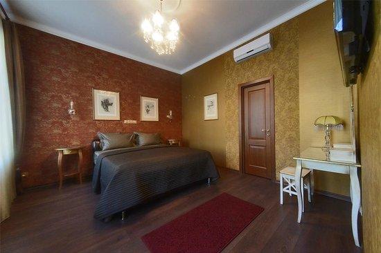 Hotel 1913: Номер 310. Двухкомнатный люкс.