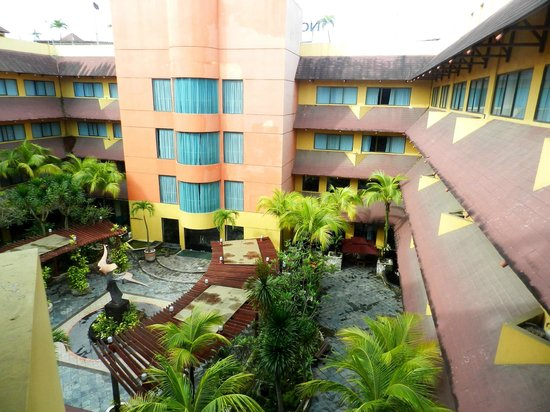 Hotel Novotel Batam: Garden View from Our Room
