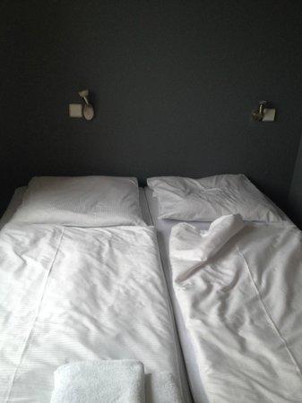 A&O Berlin Mitte: letto