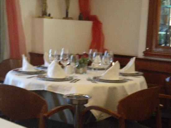 El Celta Restaurant: Salão