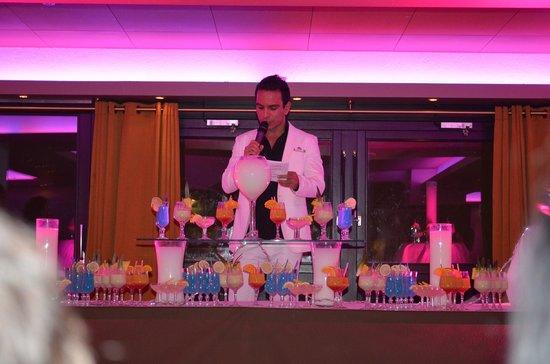 Club Med Avoriaz: Show
