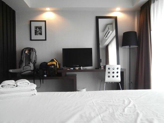 Inn Place: chambre