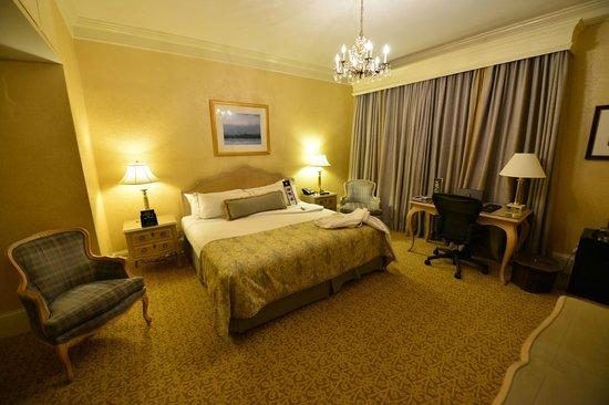 Lenox Hotel : Bedroom