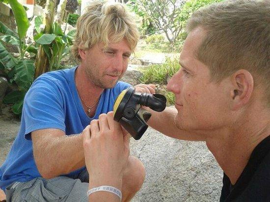 Calypso Diving - Koh Tao: Tauchkurs
