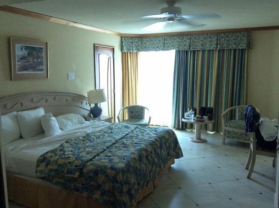 Accra Beach Hotel & Spa: bedroom