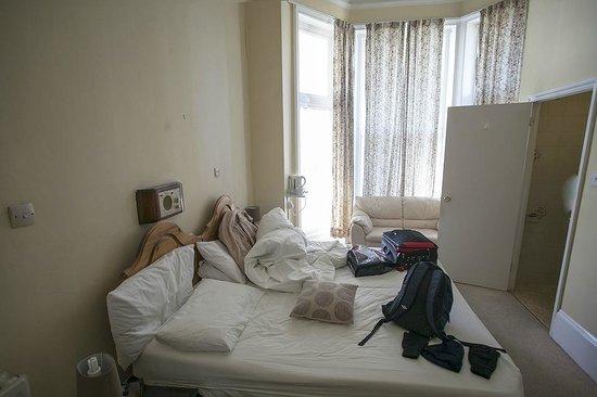 East Beach Hotel Room